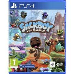 Gra Sony PS4 'Sackboy a Big Adventure'