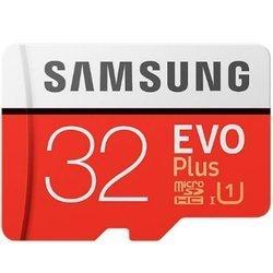 Karta pamięci MicroSD SAMSUNG EVO Plus 32GB z adapterem