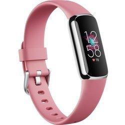 Opaska sportowa - Smartband Fitbit Luxe różowy