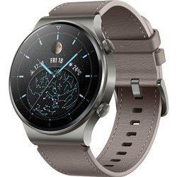 Zegarek - Smartwatch Huawei Watch GT 2 Pro brązowy