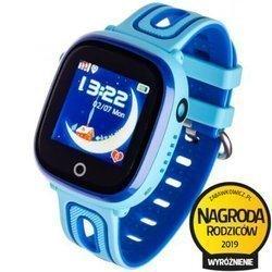 Zegarek - Smartwatch dla dzieci Garett Kids Happy niebieski