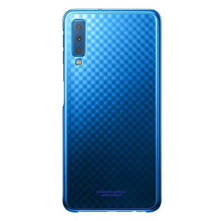 Case Gradation Cover do Samsung Galaxy A7