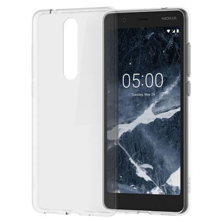 Etui Case CC-109 do Nokia 5.1 przezroczyste