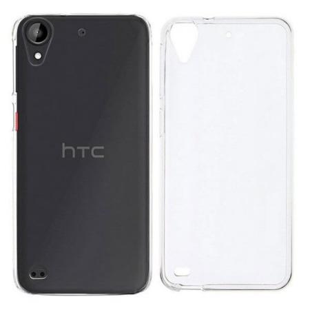 Etui Case Pouzdro Winner Group do HTC U Play przezroczyste