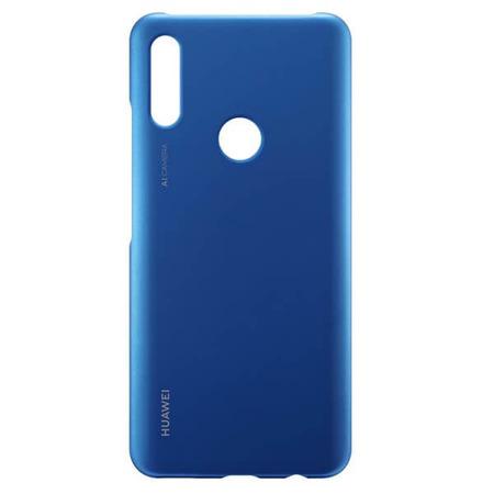 Etui Case do Huawei P Smart Z plastikowe niebieskie