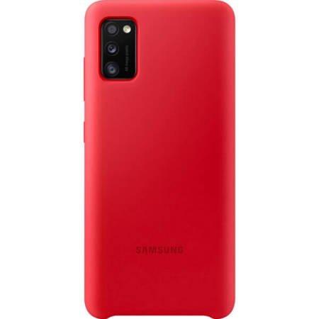 Etui do Samsung Galaxy A41 czerwone