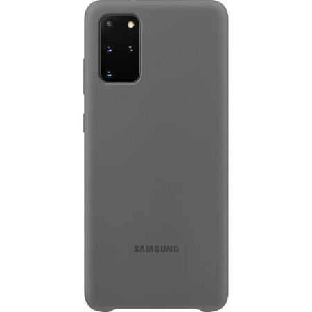 Etui do Samsung Galaxy S20+ silikonowe szare