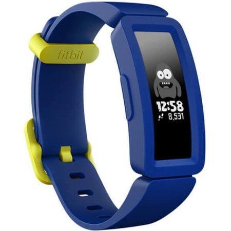 Fitbit Ace 2 niebiesko-żółta