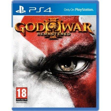 God of War 3 HITS PS4 PL