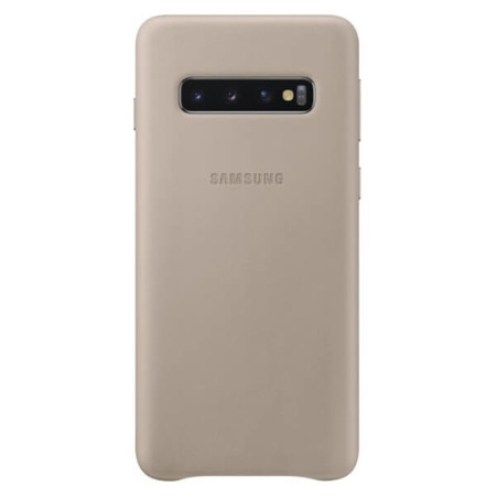 Leather Cover do Samsung Galaxy S10