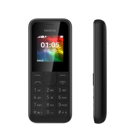 Nokia 105 DS Black