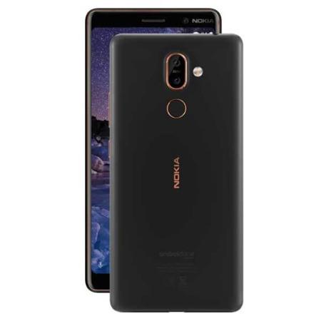 Nokia 7 Plus 64GB Dual SIM czarna