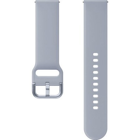 Pasek Sport do Samsung Galaxy Watch Active srebrny