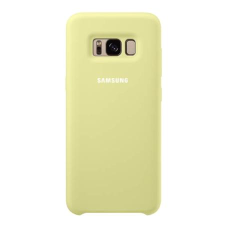 Samsung Etui Silikonowe Plecki Galaxy S8 Zielony