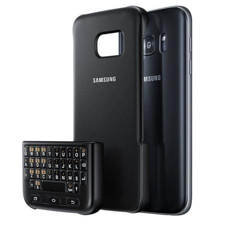 Samsung Klawiatura do Galaxy S7 Czarny