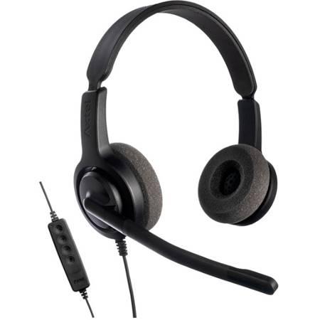 Słuchawki z mikrofonem Axtel Voice UC28 duo NC