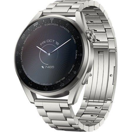 Smartwatch Huawei Watch 3 Pro srebrny, tytanowy