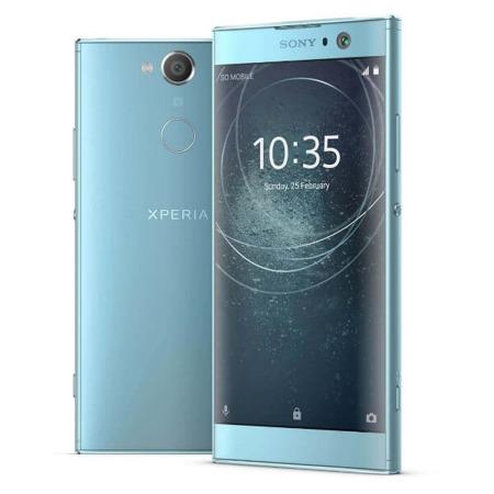 Sony Xperia XA2 niebieska