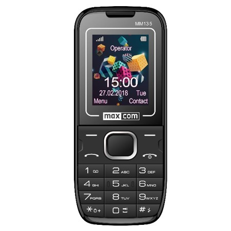 Telefon MaxCom Classic MM135