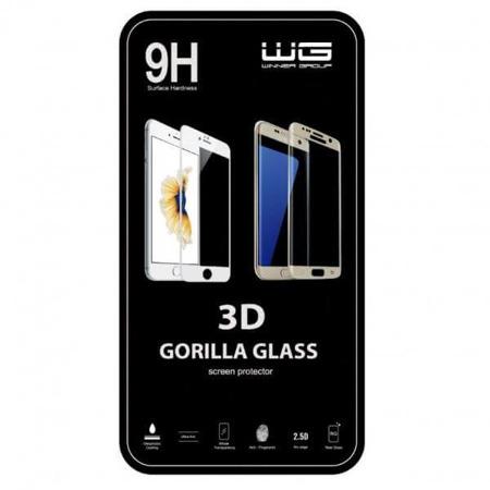 WG Samsung Galaxy J3 (2017) Szkło hartowane 3D czarne