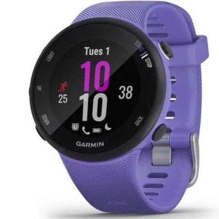 Zegarek - Smartwatch Garmin Forerunner 45 fioletowy