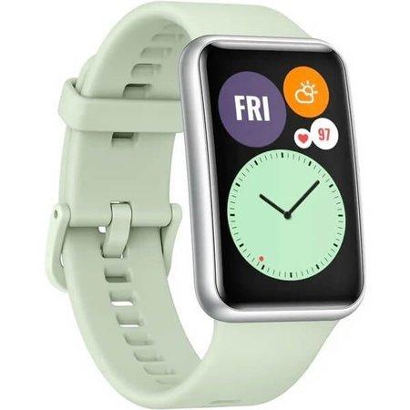 Zegarek - Smartwatch Huawei Watch Fit zielony