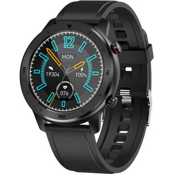 Zegarek - Smartwatch Męski Garett Men 5S czarny