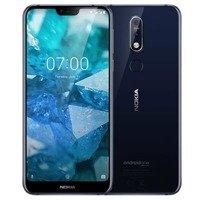 Nokia 7.1 3/32 GB Dual SIM niebieska